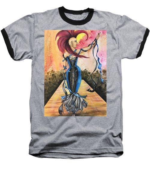 Punk Rock Opera Baseball T-Shirt