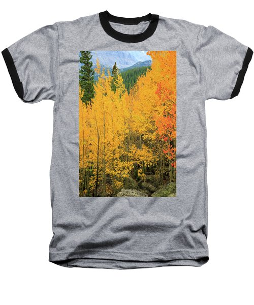 Baseball T-Shirt featuring the photograph Pure Gold by David Chandler