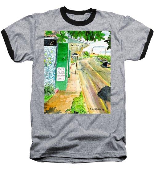 Pure Hawaiian Baseball T-Shirt