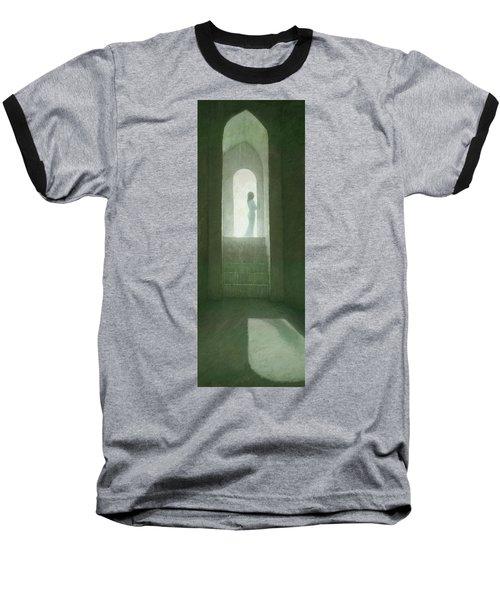 Pure Light Baseball T-Shirt by Steve Mitchell