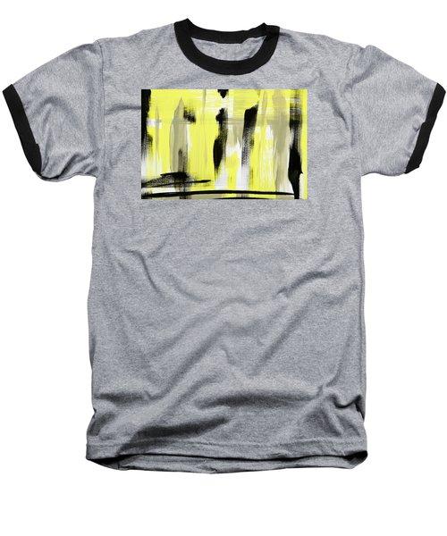 Pure Spirit Abstract Baseball T-Shirt