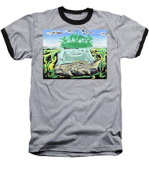 Purgatorium Praedator Baseball T-Shirt