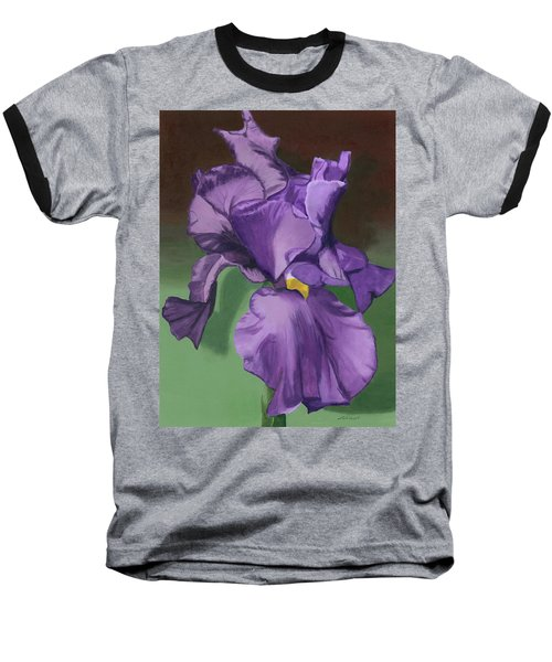 Purple Fantasy Baseball T-Shirt