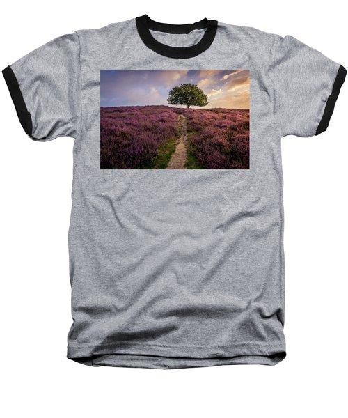 Purple Hill Baseball T-Shirt
