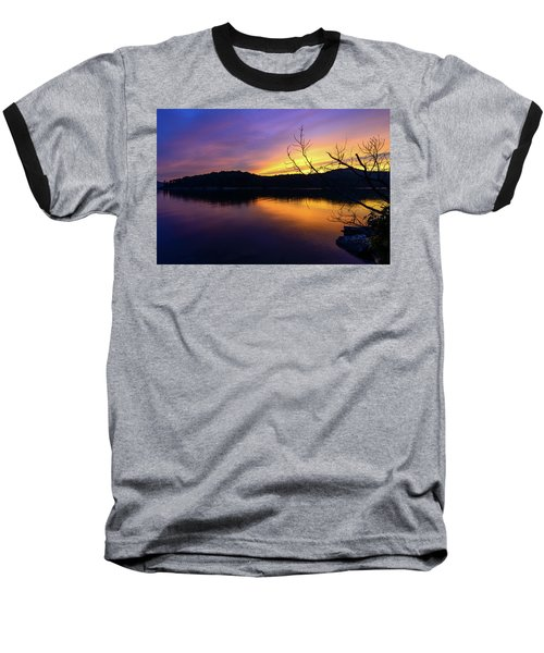 Purple Lake Baseball T-Shirt