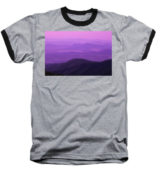 Purple Mountains Baseball T-Shirt
