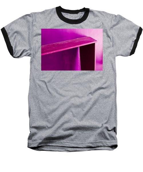 Purple Passion Baseball T-Shirt by Prakash Ghai