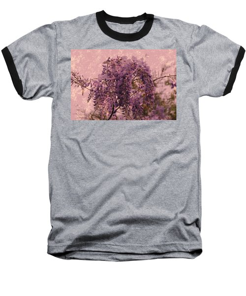 Purple Pleasures Baseball T-Shirt
