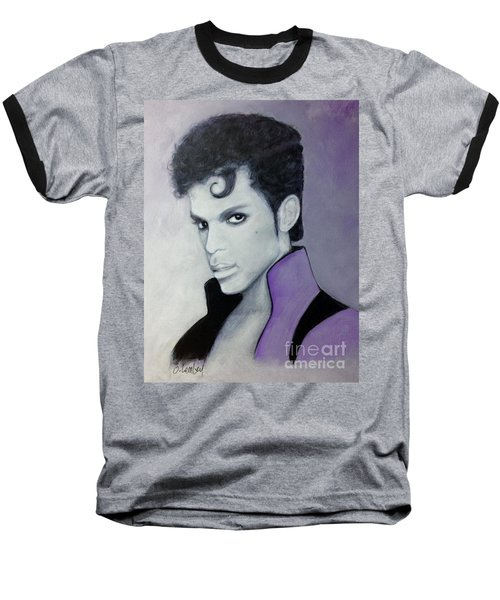 Purple Prince Baseball T-Shirt