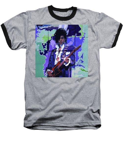 Purple Rain And Prince Baseball T-Shirt