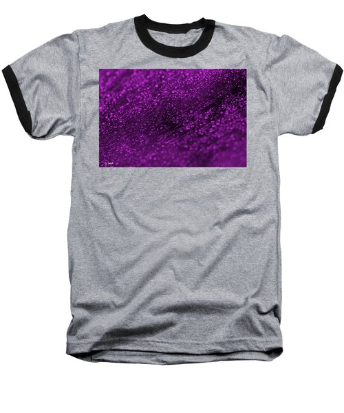 Purple Rain Baseball T-Shirt