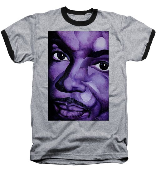 Purple Reign Baseball T-Shirt