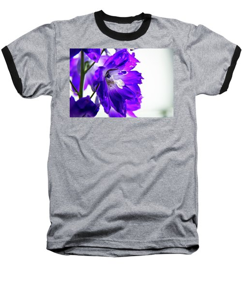 Purpled Baseball T-Shirt