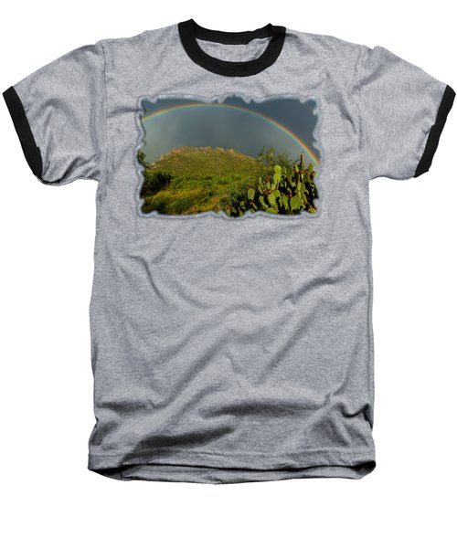 Pusch Ridge Rainbow H38 Baseball T-Shirt