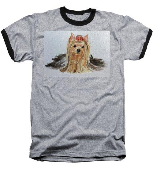 Put A Bow On It Baseball T-Shirt