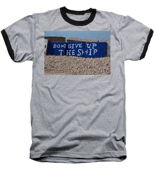 Put-in-bay Shoreline II Baseball T-Shirt