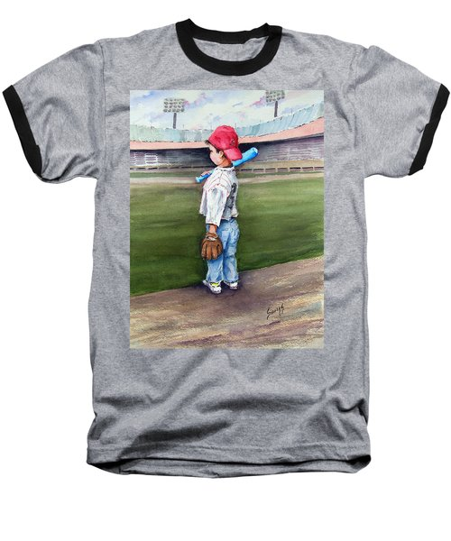 Put Me In Coach  Baseball T-Shirt