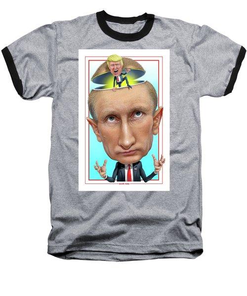 Putin 2016 Baseball T-Shirt