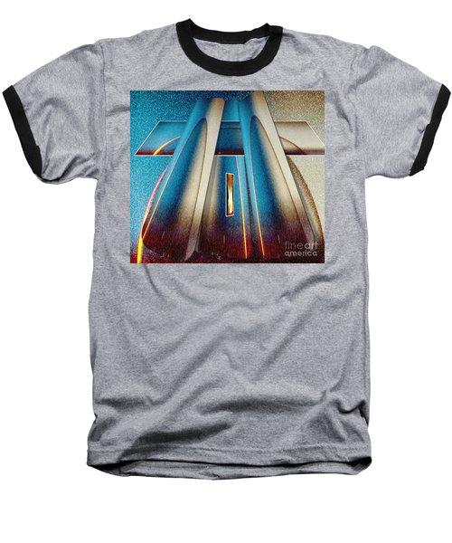 Pyramid Baseball T-Shirt