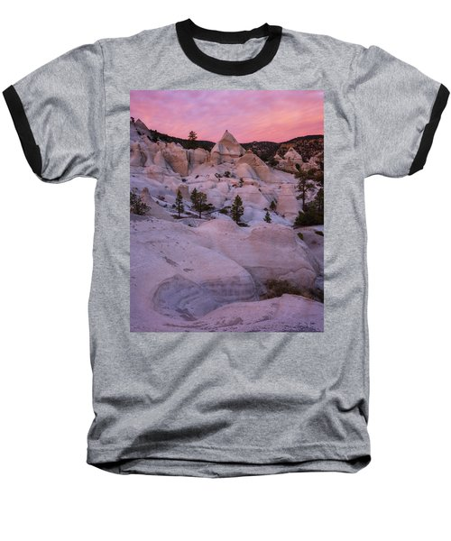 Pyramids  Baseball T-Shirt by Dustin LeFevre