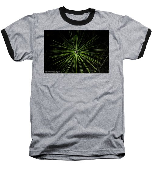 Pyrotechnics Or Pine Needles Baseball T-Shirt