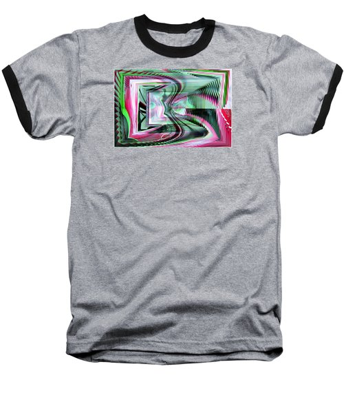 Qadrate Baseball T-Shirt