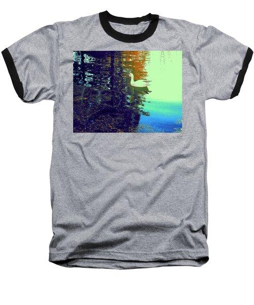 Quack Baseball T-Shirt by Nancy Kane Chapman