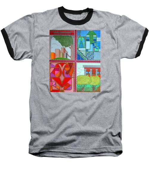 Quadrants Baseball T-Shirt
