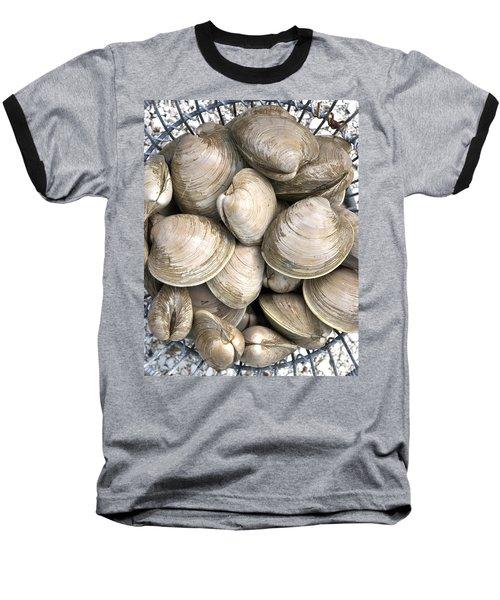 Quahogs Baseball T-Shirt