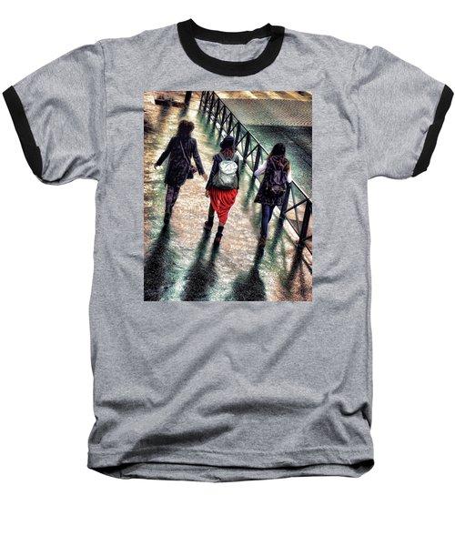 Quai Des Tuileries Baseball T-Shirt