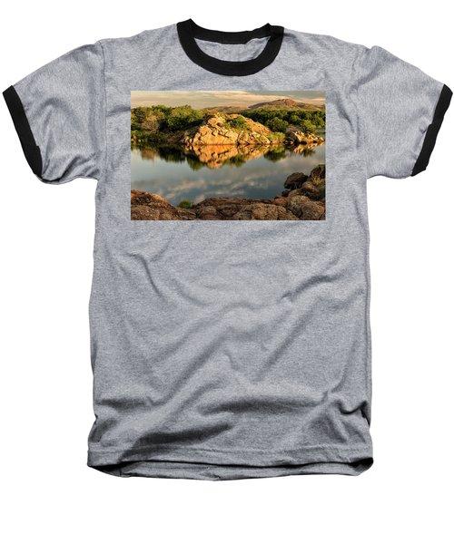 Quanah Parker Lake Baseball T-Shirt