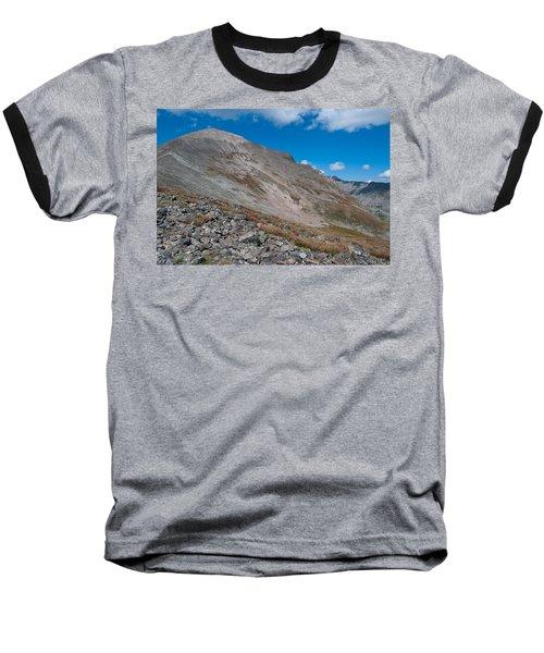Quandary Peak Baseball T-Shirt