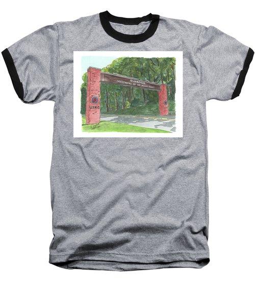 Quantico Welcome Baseball T-Shirt