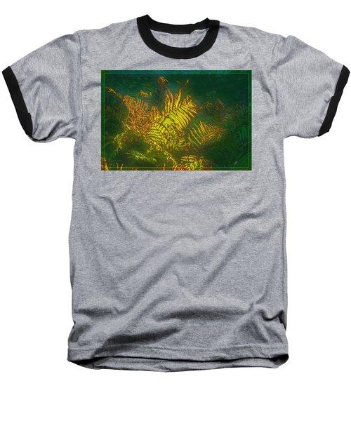 Quantum Fern.... Baseball T-Shirt