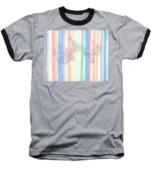 Quantum Foam Baseball T-Shirt