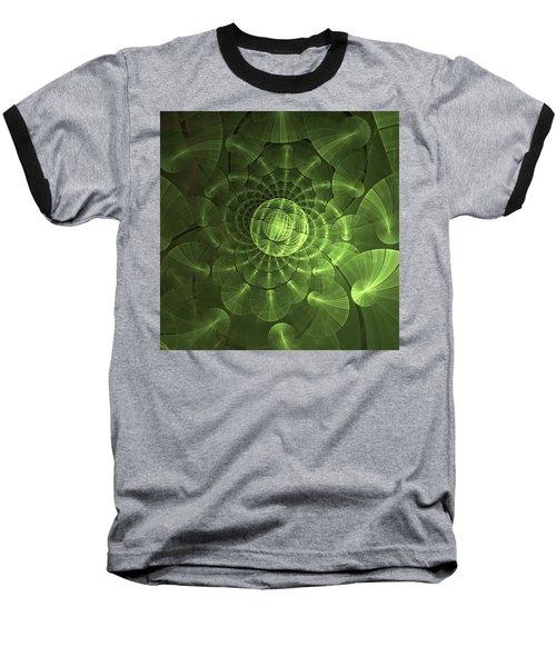 Quantum Plasma Signature Baseball T-Shirt