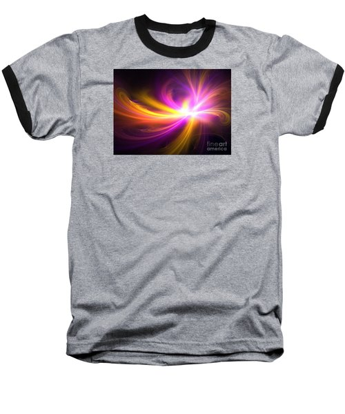 Quasi-stellar Baseball T-Shirt