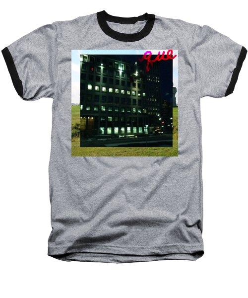 QUE Baseball T-Shirt