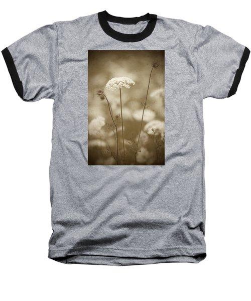 Queen Anne Lace Baseball T-Shirt