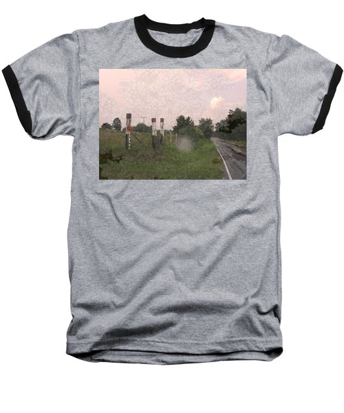 Queen Anne Road Baseball T-Shirt