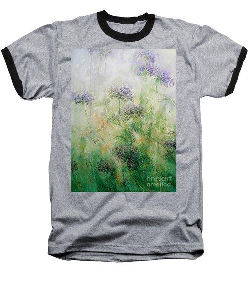 Queen Ann's Lace Baseball T-Shirt