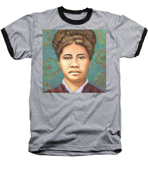Queen Liliuokalani Baseball T-Shirt