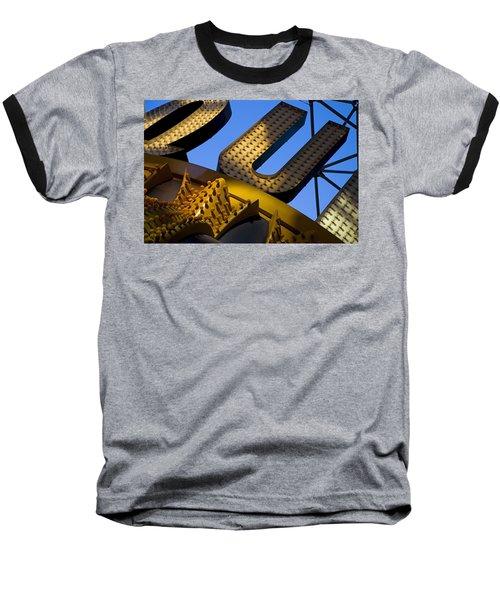 Queen Of Hearts Baseball T-Shirt