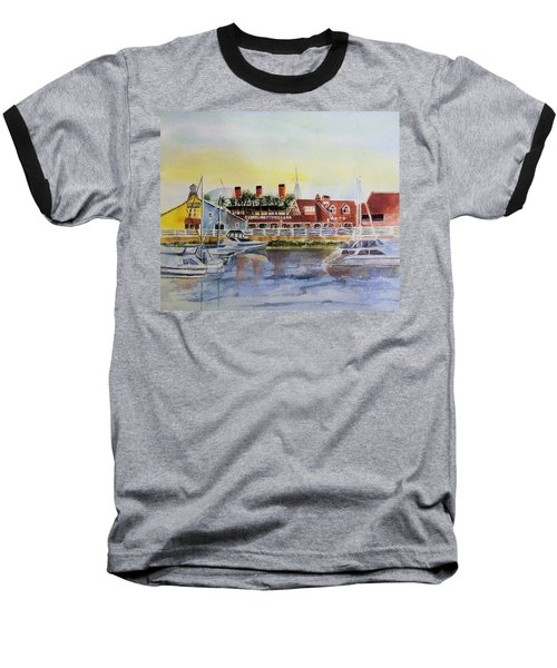 Queen Of The Shore Baseball T-Shirt