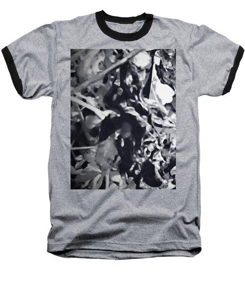 Queen Of Throne Baseball T-Shirt by Gina O'Brien