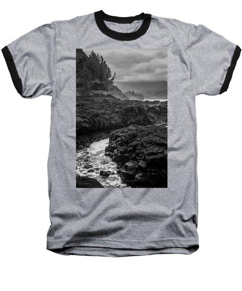 Queens Bath Kauai Baseball T-Shirt