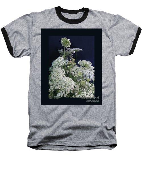 Queen's Bouquet-ii Baseball T-Shirt