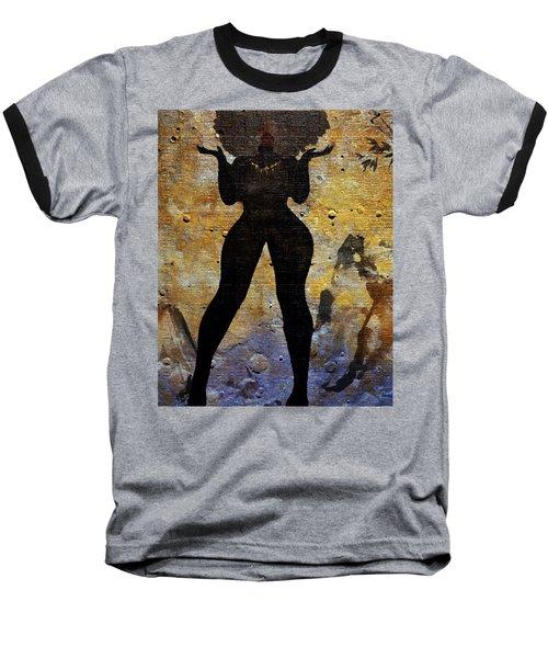 Queentchalla Baseball T-Shirt