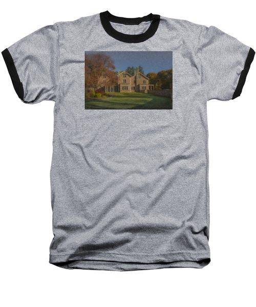 Quest House Garden Baseball T-Shirt