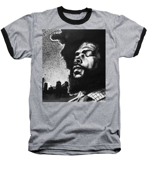 Questlove. Baseball T-Shirt